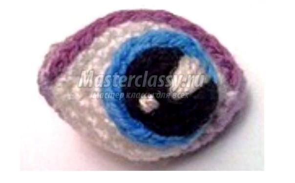 Глазки для вязаных кукол своими руками 51