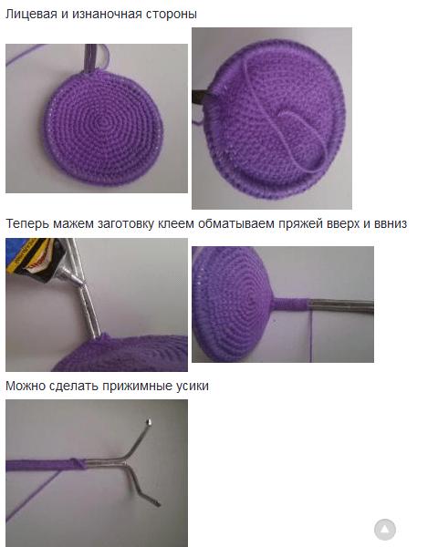Как сделать подставку для игрушек