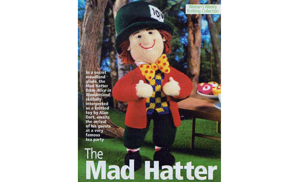 Mad Hatter. Безумный шляпник. Описание