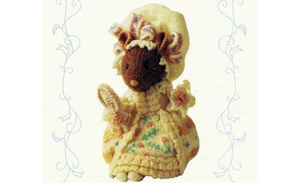 Леди мышь из Глоустера (Gloucester ladymouse)