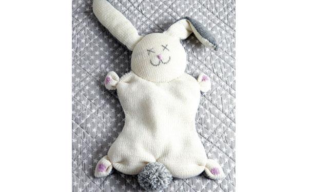 Подушка-игрушка. Заяц