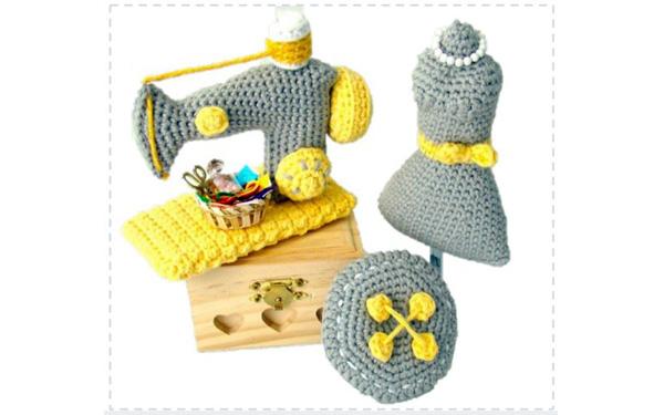 Вязаное швейное оборудование