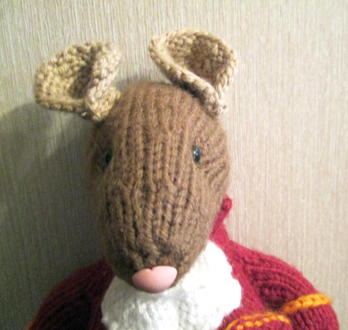 Мышь Джетльмен